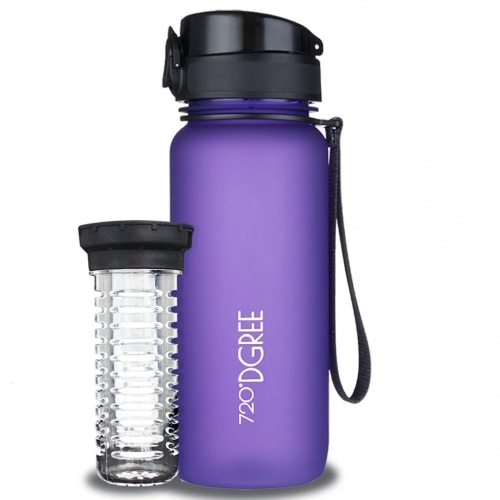 720DGREE Waterfles UberBottle Ultra Violet 650 ml