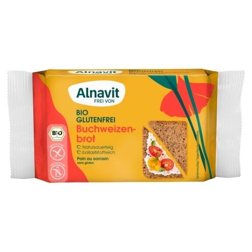 Alnavit Boekweitbrood Bio 250 g