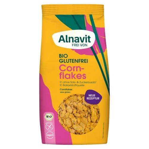 Alnavit Cornflakes Glutenvrij Bio 250 g