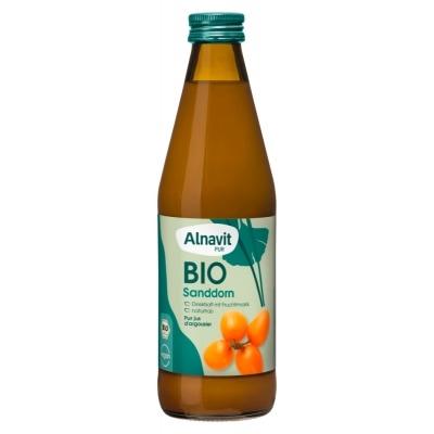 Alnavit Duindoornsap Bio 330 ml