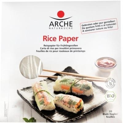 Arche Rijstpapier Bio 150 g