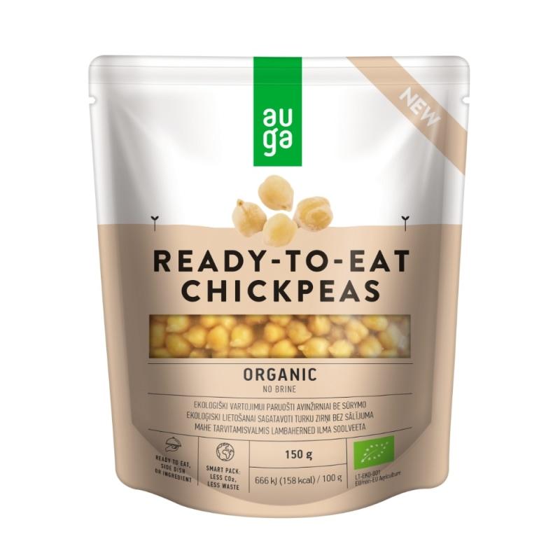 Auga Kikkererwten Ready To Eat Bio 150 g