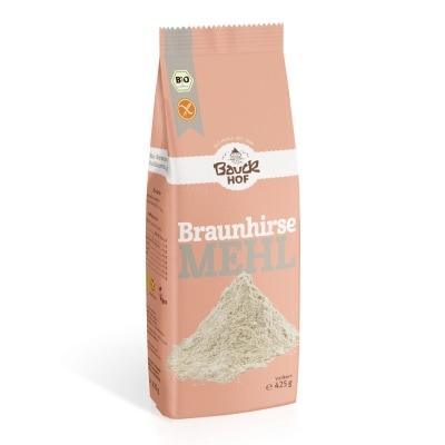 Bauckhof Bruin Gierstmeel Bio 425 g