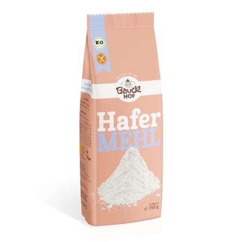 Bauckhof Havermeel Volkoren Glutenvrij Bio 350 g