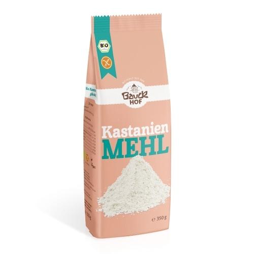 Bauckhof Kastanjemeel Bio 350 g