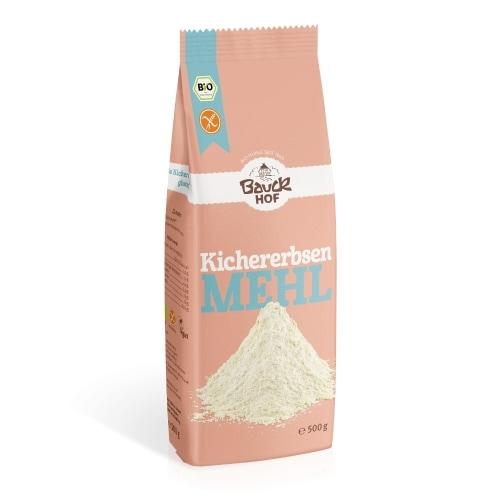 Bauckhof Kikkererwtenmeel Bio 500 g
