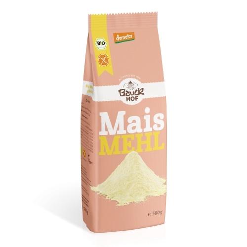 Bauckhof Maïsmeel Demeter / Bio 500 g