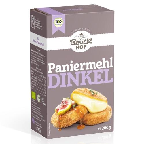 Bauckhof Spelt Paneermeel Bio 200 g