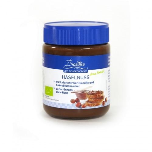 Biosusse Hazelnootpasta Bio 250 g