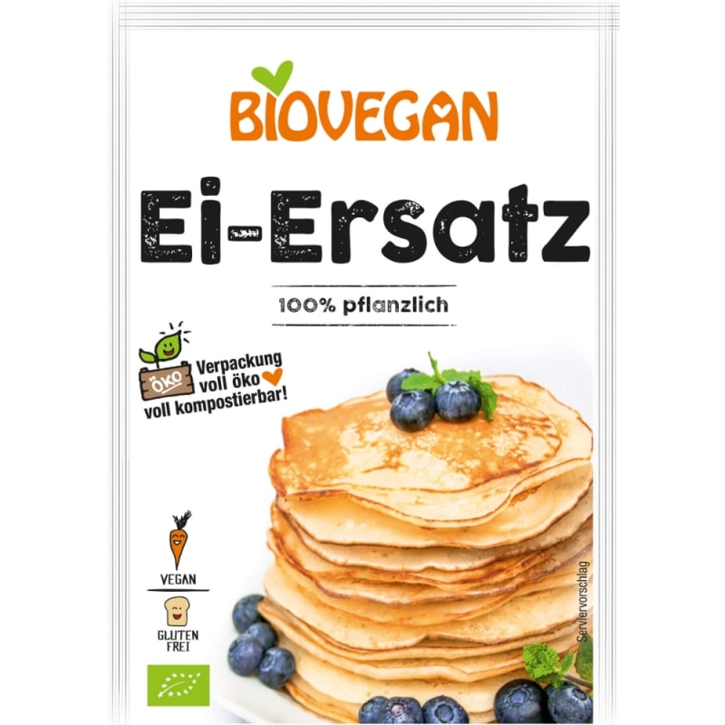 Biovegan Eivervanger Bio 20 g