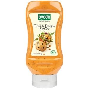 Byodo Burgersaus Bio 300 ml