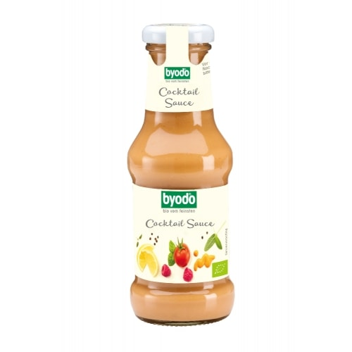 Byodo Cocktailsaus Bio 250 ml