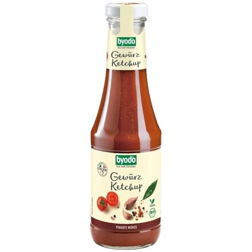 Byodo Kruidenketchup Bio 500 ml
