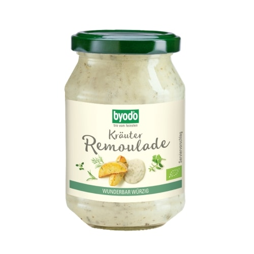 Byodo Remouladesaus Bio 250 ml