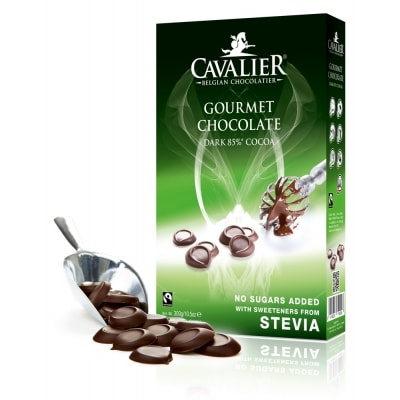Cavalier Pure Smeltchocolade Fair 300 g