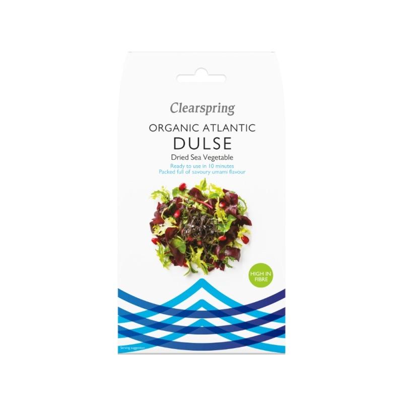 Clearspring Dulse Zeewier Bio 25 g