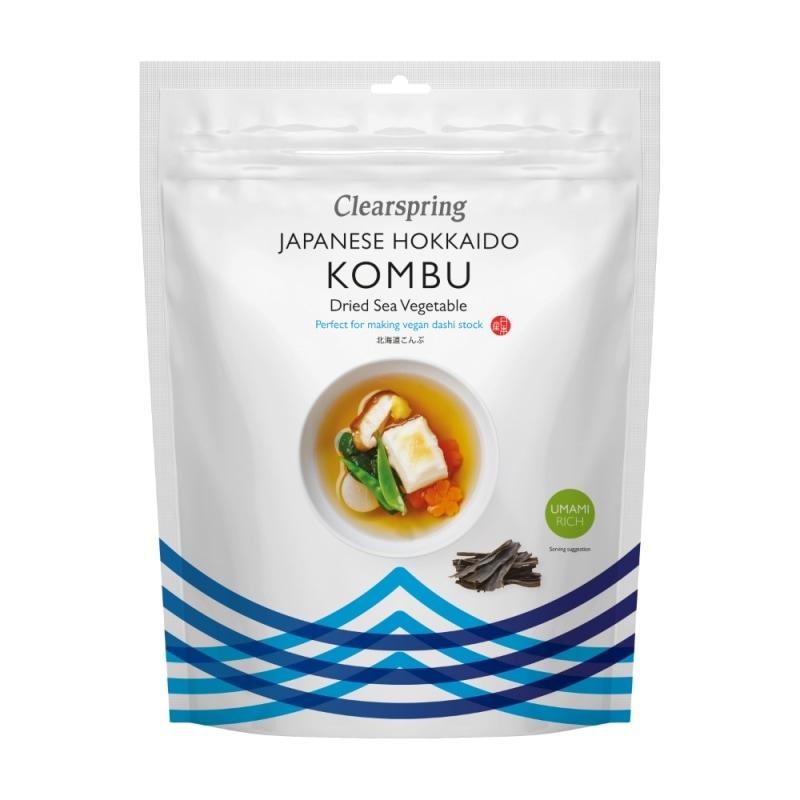 Clearspring Hokkaido Kombu Zeewier 40 g