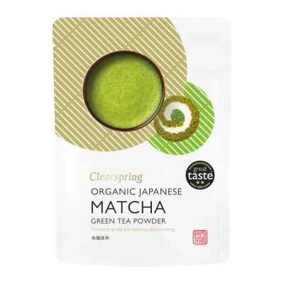 Clearspring Matchapoeder Premium Bio 40 g