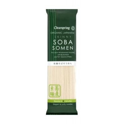 Clearspring Skinny Soba Noedels Bio 200 g