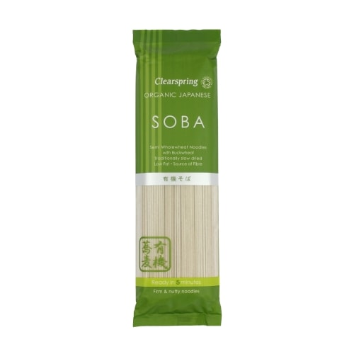 Clearspring Soba Noedels Bio 200 g