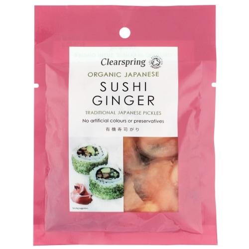 Clearspring Sushi Gember Bio 50 g
