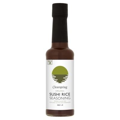Clearspring Sushi Rijstazijn Bio 150 ml