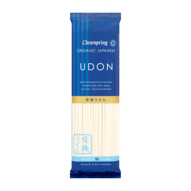 Clearspring Udon Noedels Bio 200 g