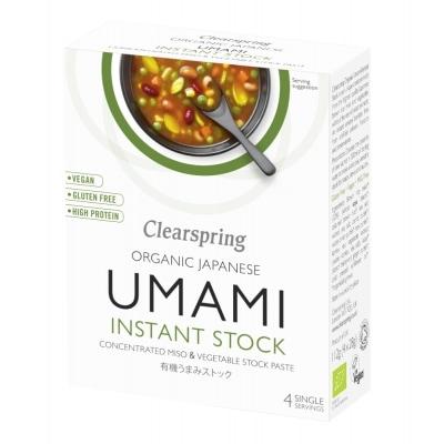 Clearspring Umamibouillon Bio 4 x 28 g