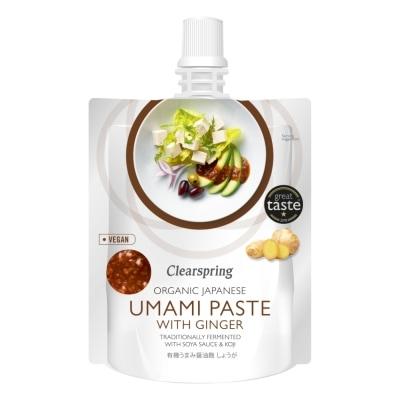 Clearspring Umamipasta Gember Bio 150 g