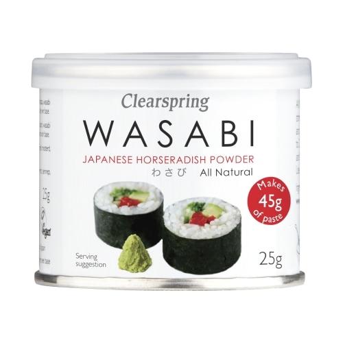 Clearspring Wasabipoeder 25 g
