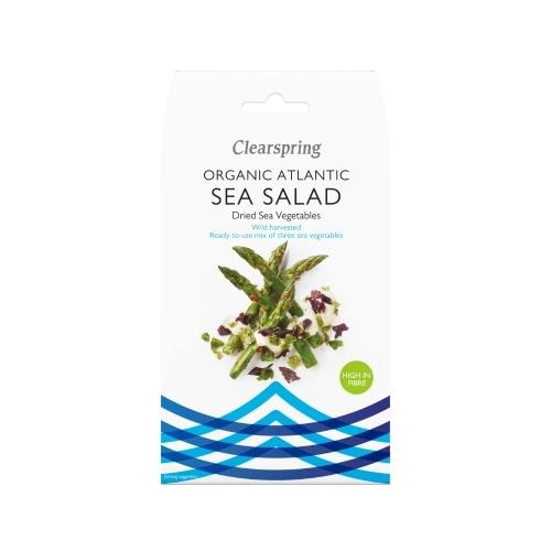 Clearspring Zeesalade Bio 25 g