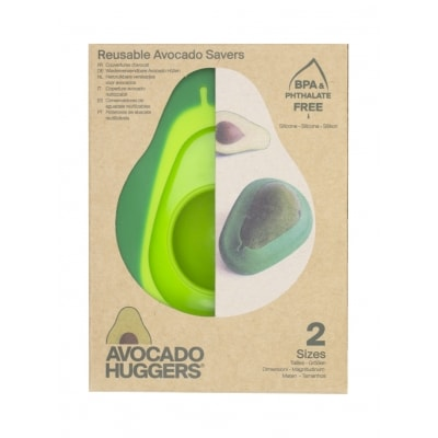 Food Huggers Siliconen Avocado Savers 2 stuks