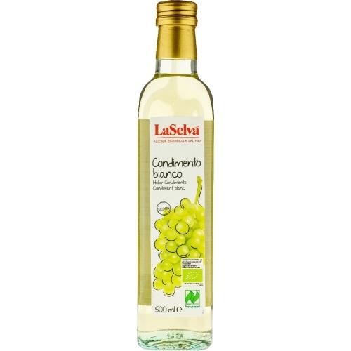 LaSelva Condimento Bianco Naturland / Bio 500 ml