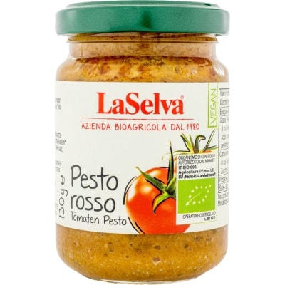 LaSelva Pesto Rosso Tomatenpesto Bio 130 g