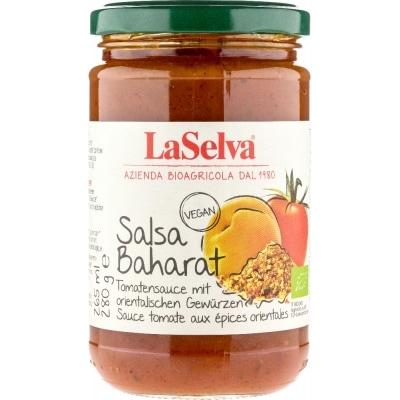 LaSelva Salsa Baharat Tomatensaus Bio 280 g