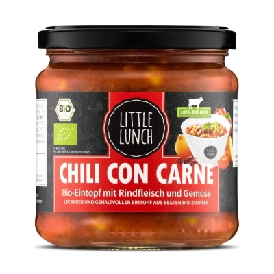 Little Lunch Chili Con Carne Bio 350 ml