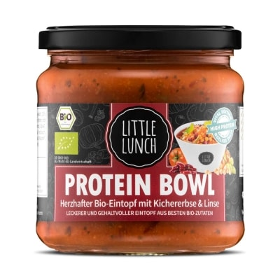 Little Lunch Protein Bowl Bio 350 ml
