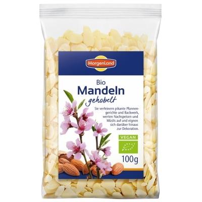 MorgenLand Amandelschaafsel Bio 100 g