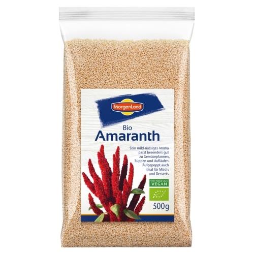 MorgenLand Amarant Bio 500 g