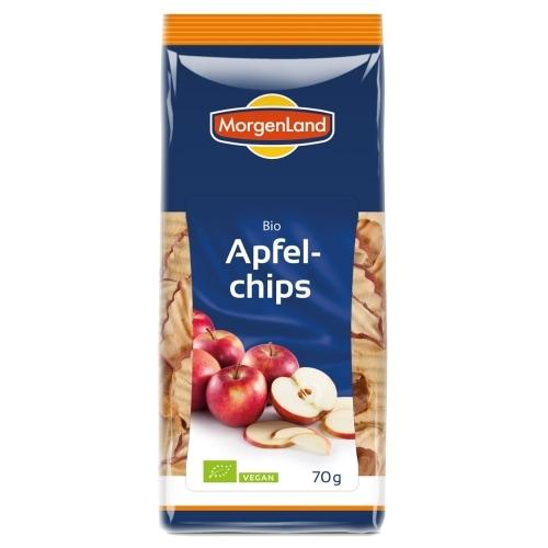 MorgenLand Appelchips Bio 70 g