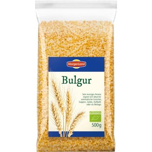 MorgenLand Bulgur Bio 500 g