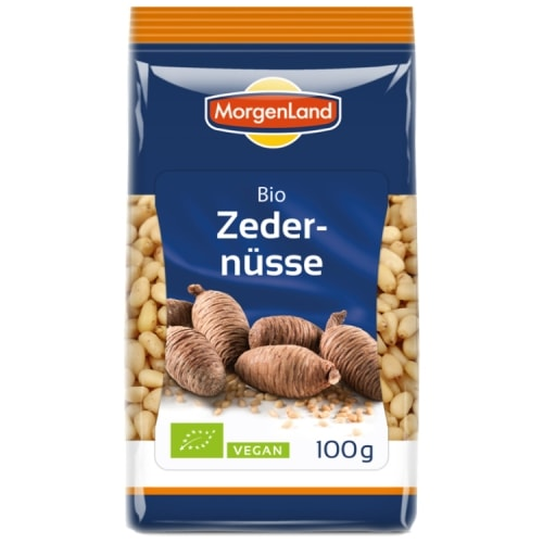 MorgenLand Cedernoten Bio 100 g