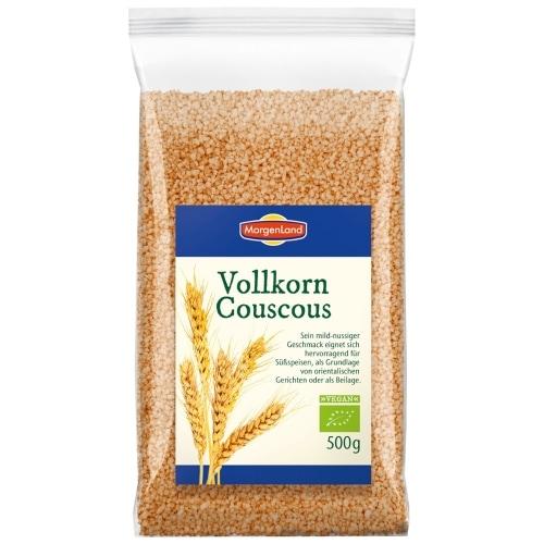 MorgenLand Couscous Volkoren Bio 500 g