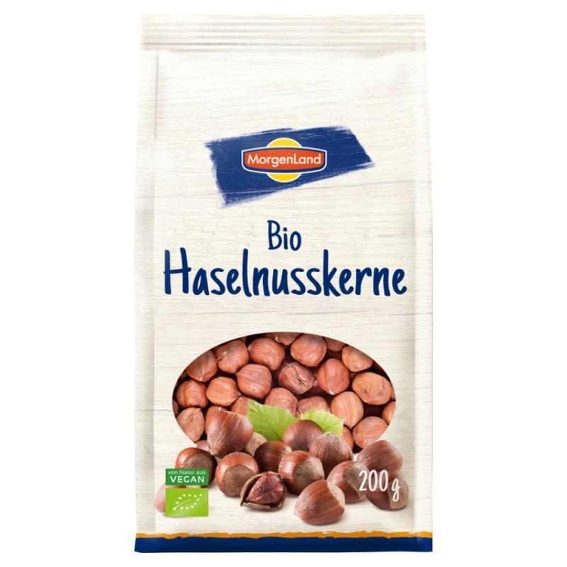 MorgenLand Hazelnoten Bio 200 g