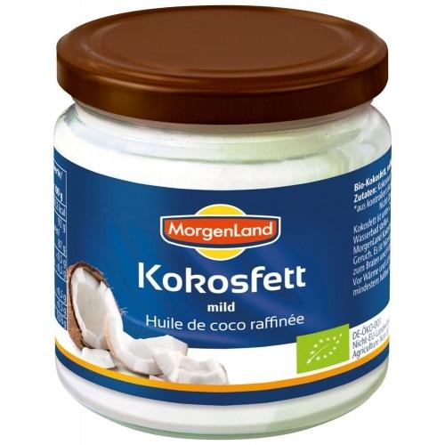 MorgenLand Kokosolie Ontgeurd Bio 320 ml