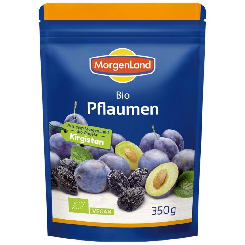 MorgenLand Pruimen Gedroogd Ontpit Bio 350 g