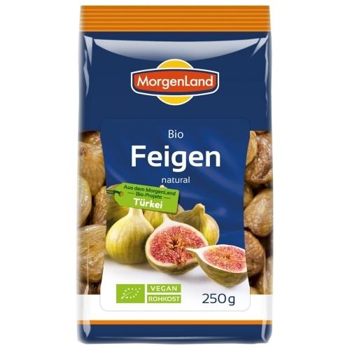MorgenLand Vijgen Gedroogd Bio 250 g