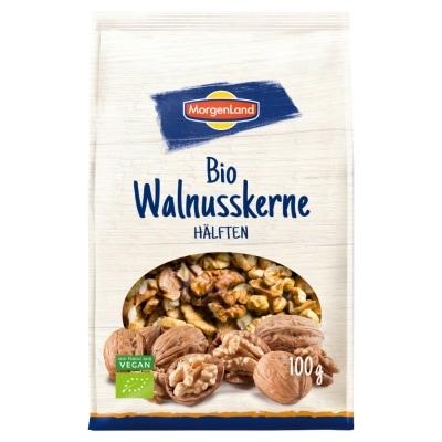MorgenLand Walnoten Bio 100 g