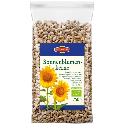 MorgenLand Zonnebloempitten Bio 250 g
