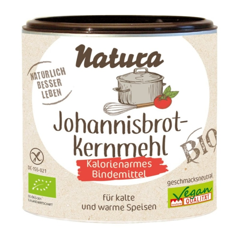 Natura Johannesbroodpitmeel Bio 100 g
